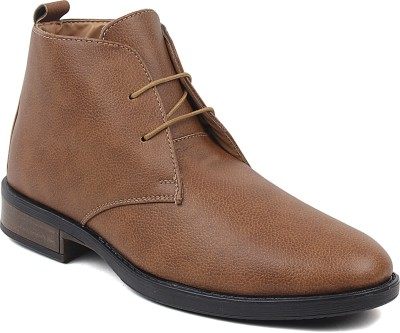Rod Takes BT03-TAN Boots For Men