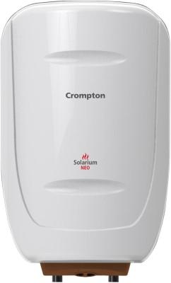 Crompton 3 L Instant Water Geyser (Solarium Neo, White)