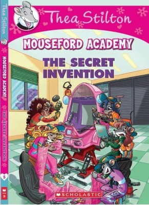 Thea Stilton Mouseford Academy #5