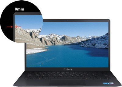 RDP ThinBook Atom Quad Core - (2 GB/32 GB EMMC Storage/Windows 10 Home) 1450-EC1 Thin and Light Laptop