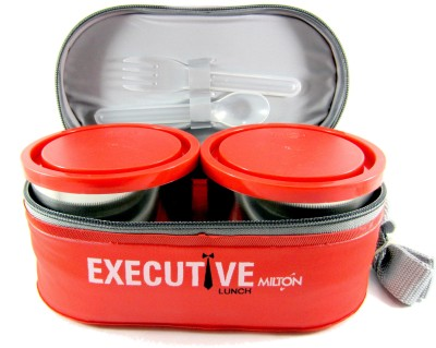 Milton Executive Series 3 Containers Lunch Box