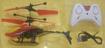 Caraïbes Rechargeable Flying Indoor/Outdoor Helicopter