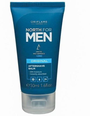 Oriflame NORTH FOR MEN AFTERSHAVE BALM