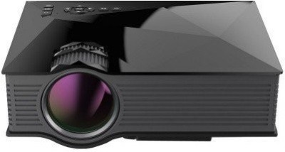 Un-Tech Portable Projector with USB and Inbuilt Speakers UC-28 Portable Projector