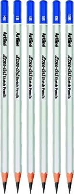 Artline Love Art (Pack of 6) Pencil
