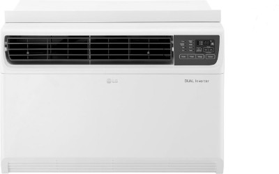LG 1.5 Ton 5 Star Window AC with Wi-fi Connect  - White