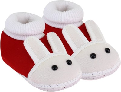 Neska Moda Rabbit 0 To 12 Month Baby Booties
