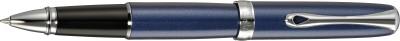 Diplomat Excellence A2 Midnight Blue/Chrome Roller Ball Pen