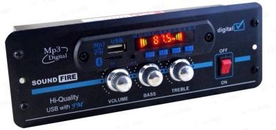 soundfire BLUETOOTH/USB/SD/AUX/FM/MP3 Car Stereo