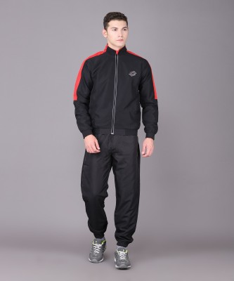 Lotto Solid Men's Track Suit
