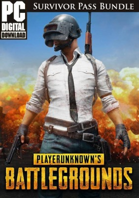 PLAYERUNKNOWN'S BATTLEGROUNDS (PUBG) with Game and Upgrades Pack