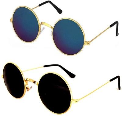 Criba Round Sunglasses