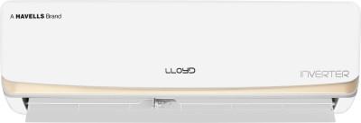 Lloyd 1.5 Ton 3 Star Split Inverter AC  - White