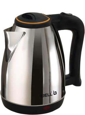 iBELL Electric Kettle 1.8 Litre Stainless Steel 1800 watts Electric Kettle