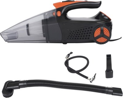 Hello Dream Multifunctional Wet & Dry Car Vacuum Cleaner with Air Compressor Car Vacuum Cleaner