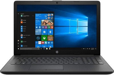 HP 15 Core i5 8th Gen - (8 GB/256 GB SSD/Windows 10 Home) 15Q-DS1000TU Thin and Light Laptop