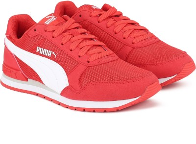 Puma Boys Lace Running Shoes