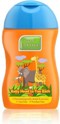 Skin Cottage Cottage Baby Head to Toe Bath