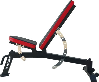 Kobo EB-1008 Adjustable Exercise Bench Imported Multipurpose Fitness Bench