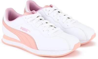 Puma Girls Lace Running Shoes