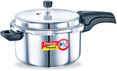 Prestige Deluxe Alpha 4 L Induction Bottom Pressure Cooker