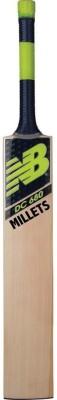 New Balance Gully Cricket Tennis Willow / Poplar Willow Cricket  Bat