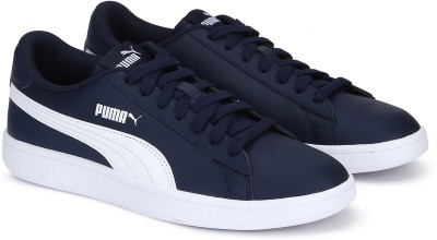 Puma Smash v2 L Peacoat Sneakers For Men