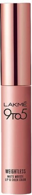 Lakme 9 to 5 Weightless Mousse Lip & Cheek Color