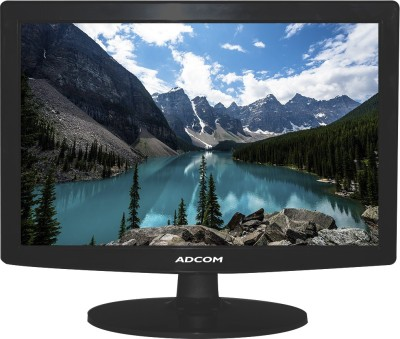 Adcom 15.1 inch XGA LED Backlit Monitor (1510 Led Monitor)