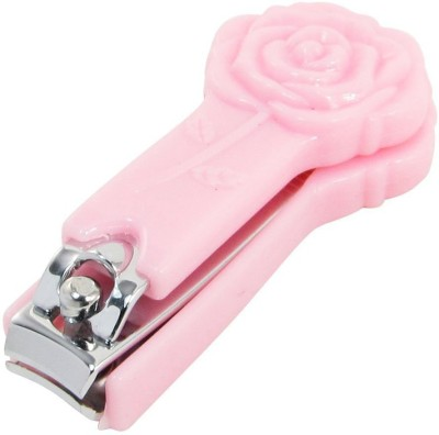 Bueno Rose Designed Nail Clipper for New Born Baby | Safety Nail Clipper for Small Kids