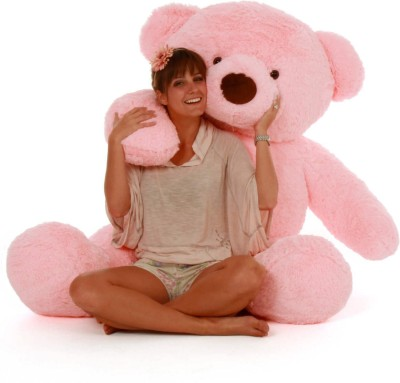 ItaCHee Birthday Gift - A Teddy Bear Pink Color 3 feet for Your Love  - 36 inch