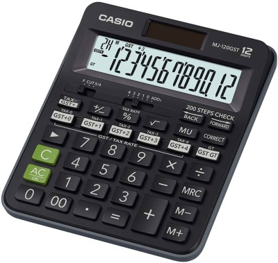 Casio MJ-120GST Desktop Basic  Calculator