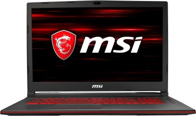 MSI Core i7 8th Gen - (16 GB/1 TB HDD/256 GB SSD/Windows 10 Home/6 GB Graphics) GL73 Gaming Laptop
