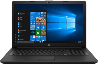 HP 15 APU Dual Core A4 - (4 GB/1 TB HDD/Windows 10 Home) 15-db0209au Laptop