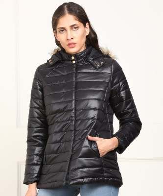 U.S. Polo Assn Full Sleeve Solid Women Jacket