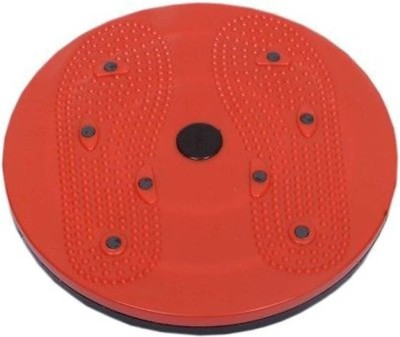 WOODPECKER PRINTS Acupressure Twister Body Balancing Disc Ab Exerciser