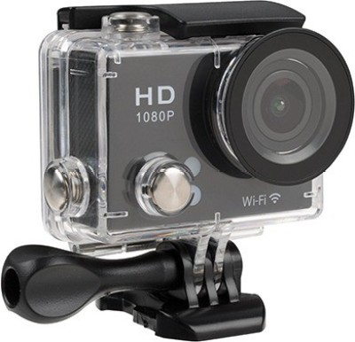 Rewy 1080p Sports Waterproof Camera With Micro Sd Card Slot And Multi Language Action Video Waterproof Camera Up To 30M 2