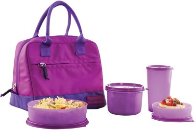 Tupperware New Classic Lunch Set 4 Containers Lunch Box