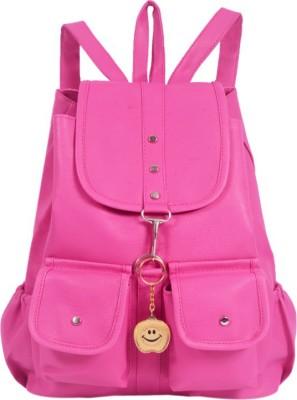 Beets Collection Girls' Backpack School Bag Student Backpack ( Pink ) 9 L 9 L Backpack