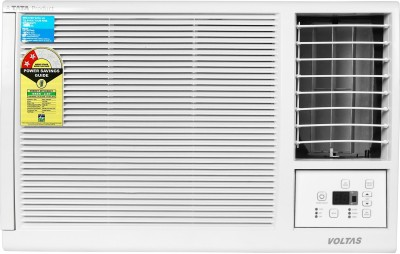 Voltas 1 Ton 2 Star Hot and Cold Window AC  - White