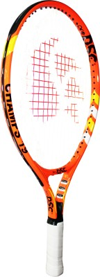 DSC Champ-19 Multicolor Strung Tennis Racquet