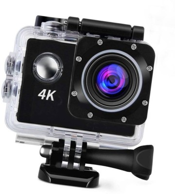 OSRAY Action Camera Sports 4K Wifi Action Camera – 4K Ultra HD, 16MP,2 Inch LCD Display, HDMI Out, 170 Degree Wide Angle Sports and Action Camera