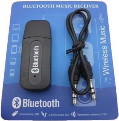 Riya Touch v4.1 Car Bluetooth Device with USB Cable, FM Transmitter, Transmitter, Audio Receiver