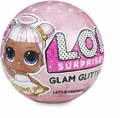 AncientKart L.O.L. Surprise Lil Sisters Glam Glitter Series (10 cm Big)