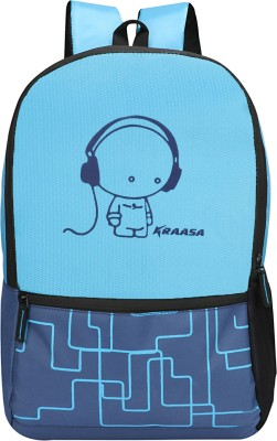 Kraasa Music Waterproof School Bag