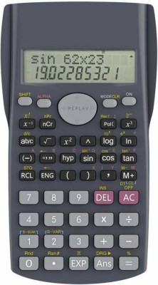 higadget Calculator With Dual Line Display 12 Digit, Scientific  Calculator