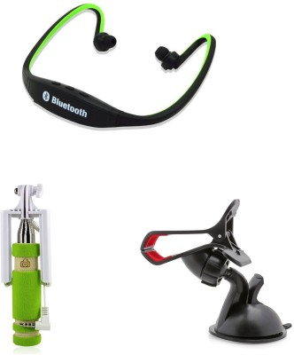 MINIFOX Headset Accessory Combo for Mobile And Laptop