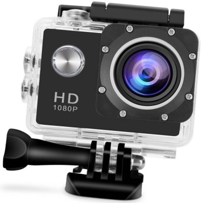 OSRAY Full HD 1080P Sports Action Camera 2.0 Inch LCD Camcorder Underwater 30m/98ft Waterproof Sports and Action Camera