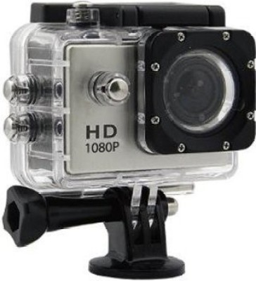 Teconica Action Camera Go Pro Style High Resolution 1080p Full HD Action Camera Sports and Action Camera