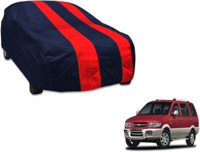 Flipkart SmartBuy Car Cover For Chevrolet Tavera (Without Mirror Pockets)